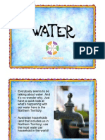 Water Power Point Presentation for the NT Years 3 and 4