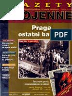 Gazety Wojenne 92 - Praga. Ostatni Bastion