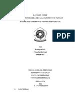 laporan HACCP