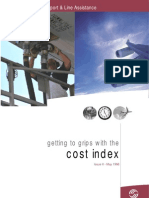 Getting to Grips With the Cost Index