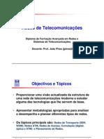 redes de transmissão