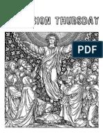 6.2 Ascension Thursday 2