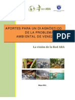 Aportes Diagnostico Ambiental Venezuela (Red ARA 2011)
