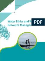 Aspectos éticos en la gestión del agua