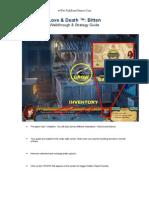 Love & Death ™ Bitten  - Walkthrough & Strategy Guide - wWw.FishBoneGames