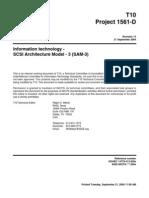 SCSI Architecture Model - 3