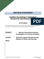 MS 38 - Asphalt Concrete Sample Obtained by Coring Rev. 1_PM'X