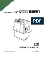 Manual de Servicio 5329 (Ingles)