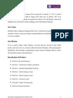 19464997 Internship Report on Meezan Bank Complete