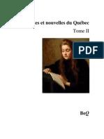 Contes Quebec 2