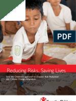 Reducing Risks Saving Lives