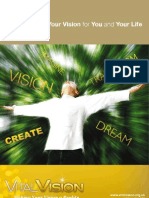 How to Create Your VISION for You and Your Life