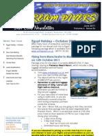 Dream Divers June 2011