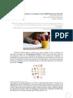 Situaciones de lectura y escritura en la alfabetizaci+¦n inicial