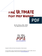 Plugin Ultimate Fight Prep Warmup