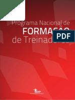 Programa Nacional de Formação de Treinadores - O LIVRO