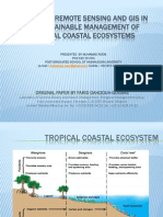 Roem - Rs & Gis in Management of Coastal Ecosystems