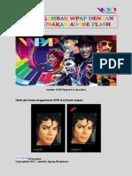 Teknik Gambar Wpap Dengan Menggunakan Adobe Flash