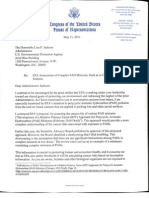 Administrator Jackson PAH Relative Potency Factor Approach May 31, 2011