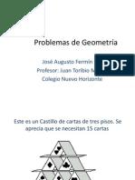 Presentacion de los Problemas de Geometría