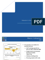 Valuation in the Current Economic Environment-March 2011