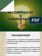Decomposição - Compostagem