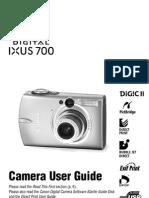 Ixus700 User