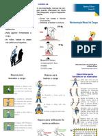 1206040398 Movimentacao Manual de Cargas Folheto