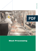 Enviromental Best Practice Manual Intro to Meat Processing