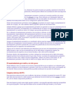 Mantenimiento Preventivo y Predictivo Dse Pc