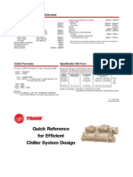 Quick Chilled Water Estimation