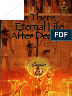 Is There Eternal Life After Death - Dr. Malachi York