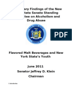 Klein Alcohol Report