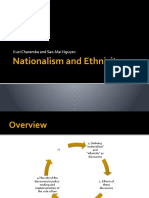 Nationalism and Ethnicity Presentation