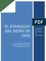 El Evangelio del Reino de Dios Capítulos 1,2 y 3