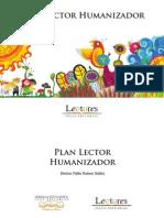 Catalogo Plan lector humanizador - presentación