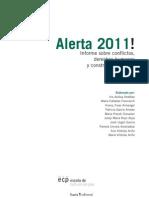 conflictos armados 2011