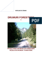 Drumuri forestiere