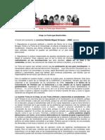 JRME - Declaración Toma Unap - Mayo de 2011