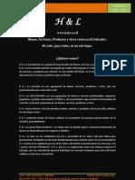 EMPRESA DE PUBLICIDAD Y MARKETING POR INTERNET EN EL SALVADOR