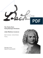 Bach@One