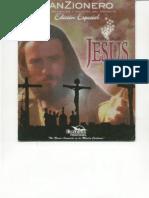 Canzionero Homenaje a Jesus