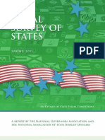 Survvey of the States 2011