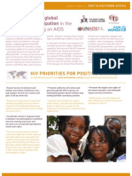 Women and AIDS East and Southern Africa Towards UNGASS 2011