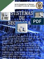 Sistemas de Seguridad NTICS2D