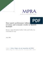 MPRA Paper 3234