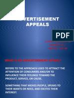 Advertisement Appeals