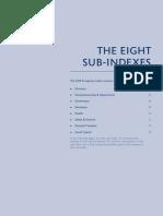 Prosperity Index Eight Sub Indexes
