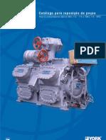 Catalogo Peças Reposição SMC 112 - 116  e TSMC 116 - MK3