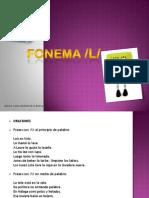 Fonema /l/
